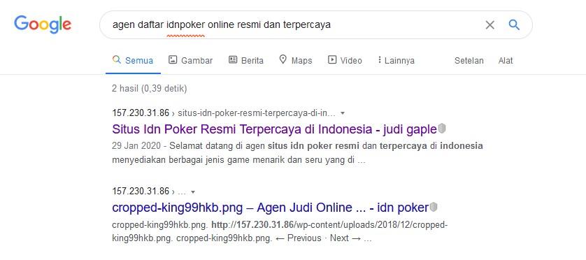 situs poker resmi dan terpercaya